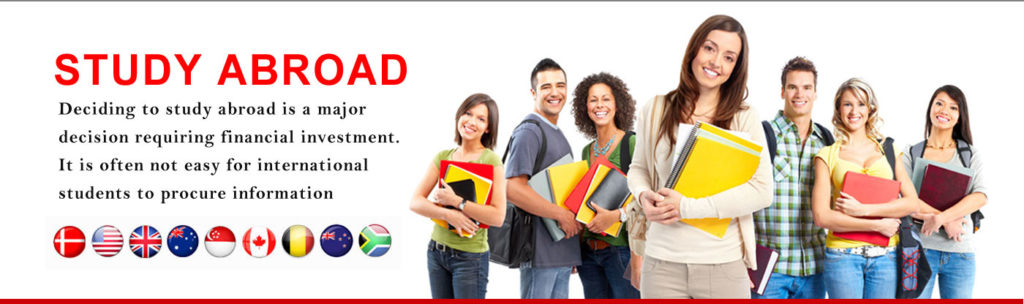 study abroad consultants (overseas education consultants)