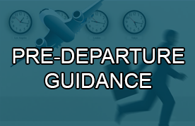 Pre-Departure Guidance for Indian students