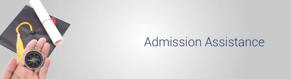 Admission Assistance